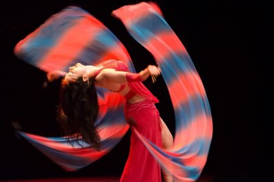 WHIRL OF DANCE