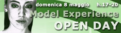 Open Day corso di portamento Model Experience