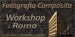 Workshop Fotografia Composita